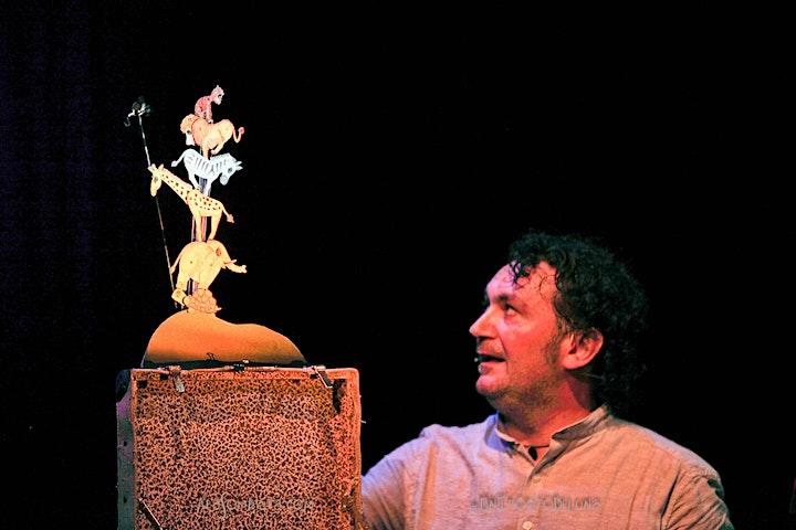 """Imagen de Muestra de Teatro """"Alasombrita"""" UN TROCITO DE LUNA"""