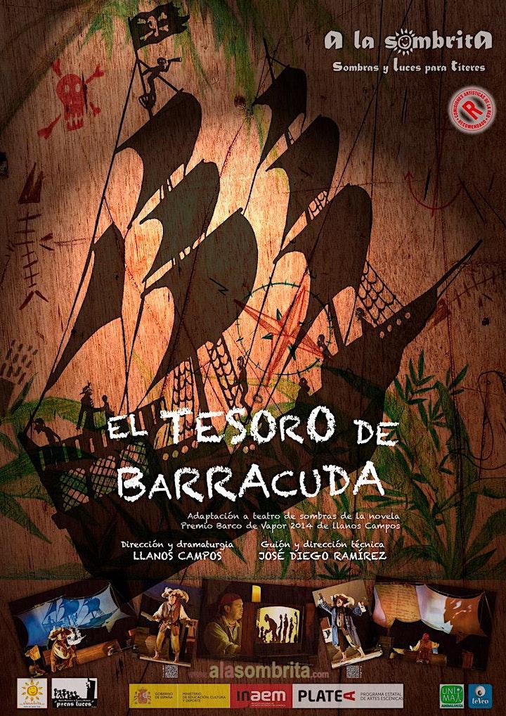 """Imagen de Muestra """"Alasombrita"""": EL TESORO DE BARRACUDA"""