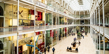 National Museum of Scotland: tickets from 26 April tickets
