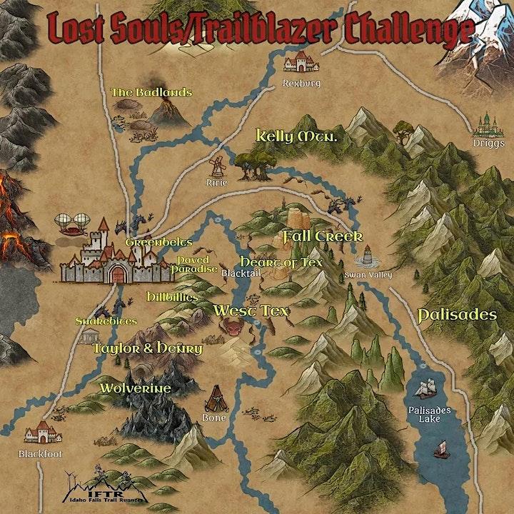 IFTR-Trailblazer Challenge image