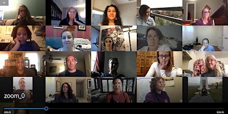 Teaching Yoga Virtually 201 -- A FREE Workshop for Yoga Teachers tickets