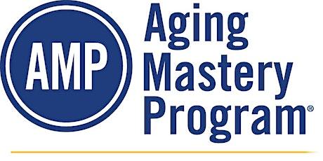 Aging Mastery Program tickets