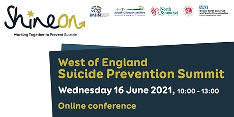 West of England Suicide Prevention Summit tickets