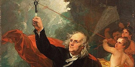 Virtual talk: Benjamin Franklin and the Lightning Rod tickets