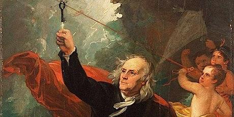 Virtual talk: Benjamin Franklin and the Lightning Rod tickets