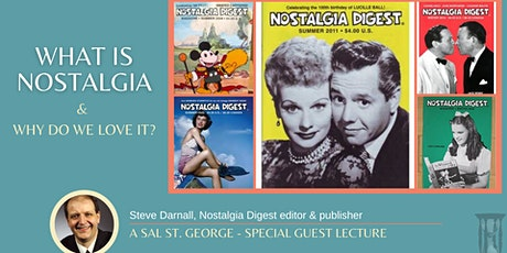 What is Nostalgia & Why Do We Love It? tickets