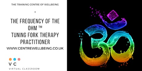 The Frequency of the Ohm ™ Tuning Fork Practitioner tickets