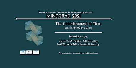 MindGrad 2021: The Consciousness of Time tickets