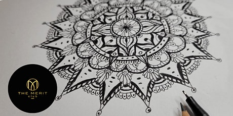 Introduction to Mindful Mandala Drawing | THE MERIT CLUB tickets