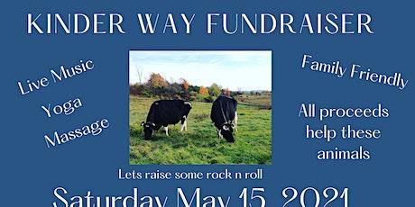 Kinder Way Fundraiser tickets