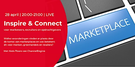 I&C LIVE  28 april: Het veranderende e-commerce landschap door marketplaces tickets