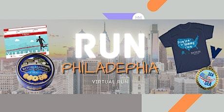 Run Philadelphia HYBRID 5K/10K/Half-Marathon 2021 tickets