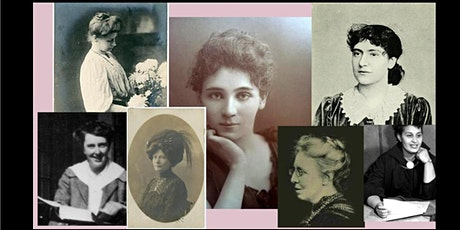 The Women Behind the Plaques: Stories of Resilience and Bravery. tickets