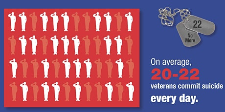 22 No More - Veteran Suicide Awareness Walk tickets