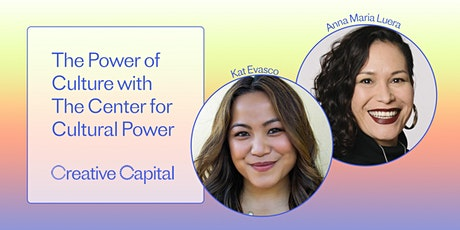 The Power of Culture with The Center for Cultural Power billets
