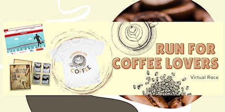 Run for Coffee Lovers Virtual Race tickets