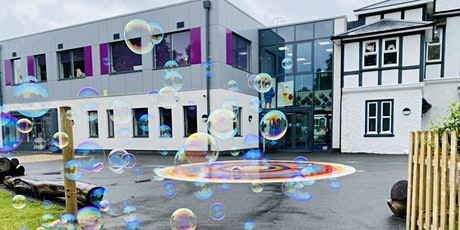 Tues 18th May 2021 - Online Virtual Open Day - Parent Questions & Answers tickets