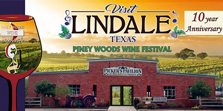 2021 Piney Woods Wine Festival tickets