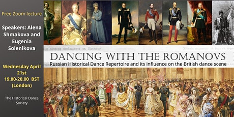 Dancing with the Romanovs tickets