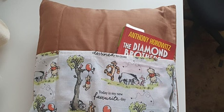 Sewing Crafts - Reading Cushion tickets
