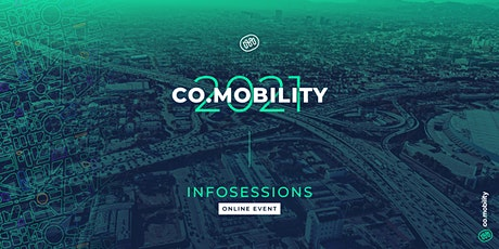 Co.Mobility 2021 | Info Sessions tickets