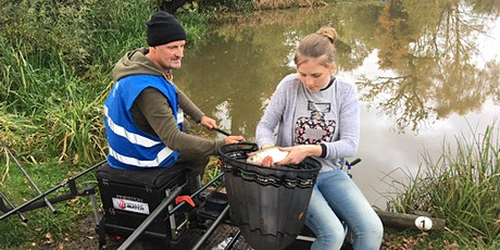 Free Let's Fish! -  Berkhamsted - Learn to Fish session - Luton AC tickets