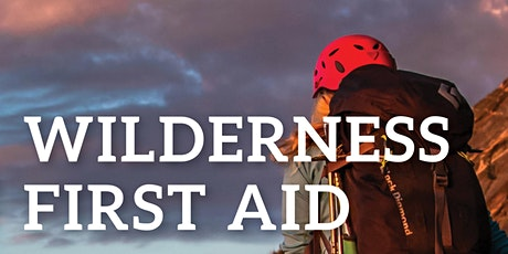 Wilderness First Aid tickets