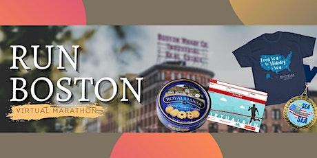 Run Boston Hybrid Race tickets