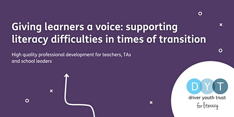 Give learners a voice: supporting literacy difficulties through transition tickets
