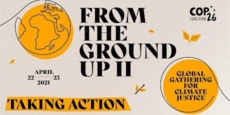 From the Ground Up II: Taking Action tickets