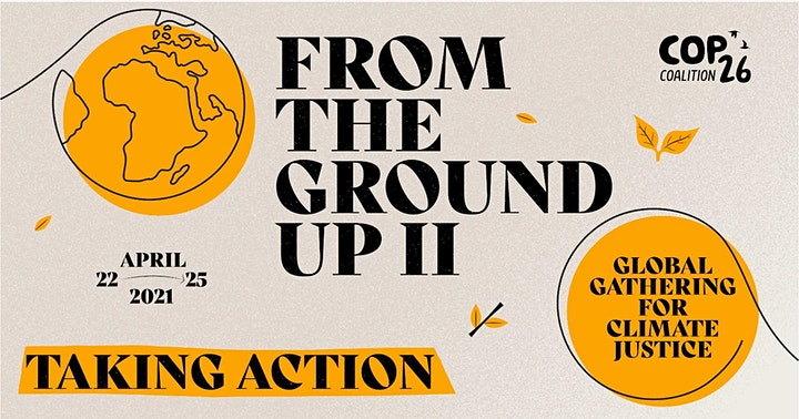 From the Ground Up II: Taking Action image