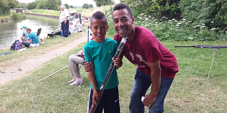Free Let's Fish! -  Bedford - Learn to Fish session - Luton AC tickets