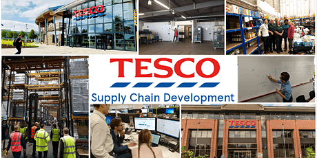 How Tesco tackles Food Waste through the Supply Chain tickets