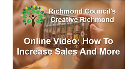 Online Video: How to increase sales and more tickets