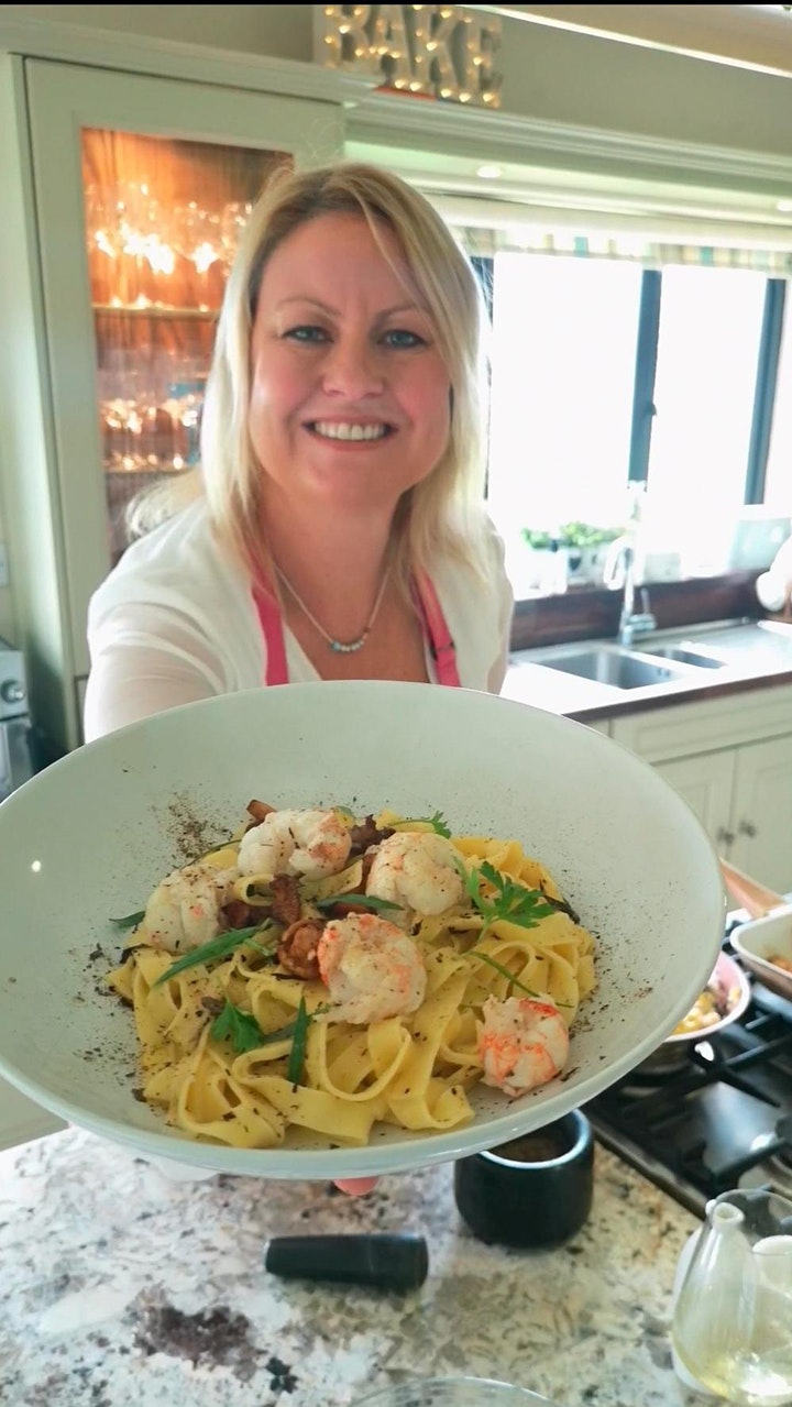 Italian Kitchen Cook Along with East Coast Cookery School & Athy Library image