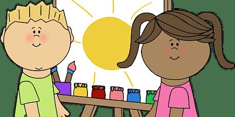 Doodles with Dre-Kids Art Class tickets