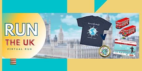 Run the U.K. Virtual Marathon tickets