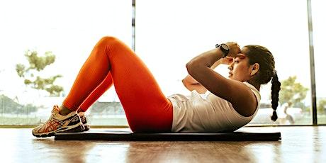 Total Body Workout con Holibreak biglietti