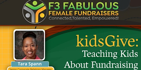 kidsGive: Teaching Our Kids About Fundraising ingressos