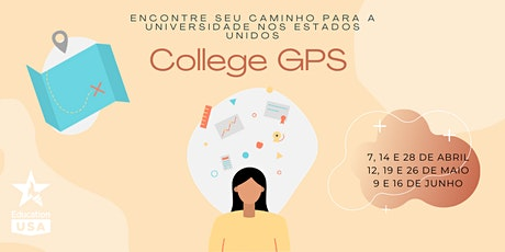 College GPS: encontre seu caminho para a universidade nos Estados Unidos bilhetes