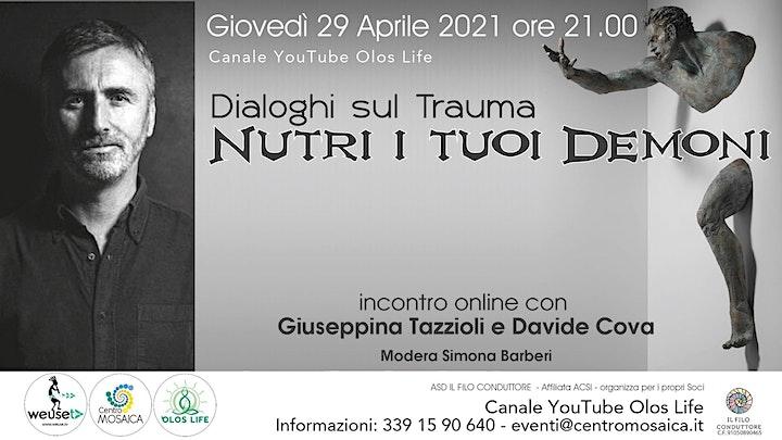 Immagine Dialoghi sul trauma - Pacchetto integrale 7 incontri