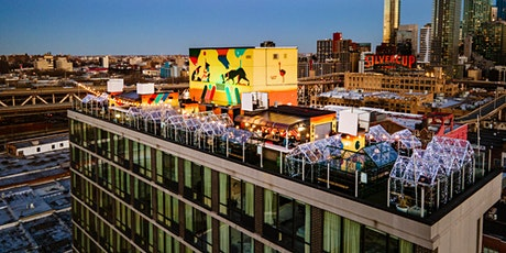 "ALL SUNDAYS: BRUNCH & NIGHTS! ""SKY SUITES""  @ SAVANNA w/NYC SKYLINE VIEWS tickets"