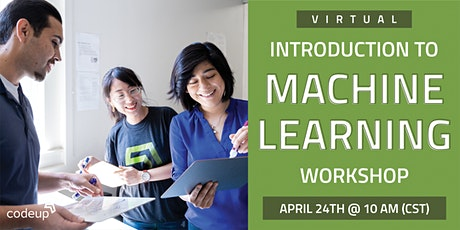 Codeup | Learn to Code: Machine Learning (Intro to Data Science) tickets