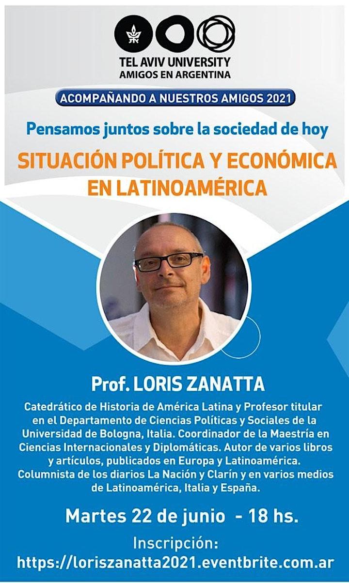 Imagen de Prof. LORIS ZANATTA