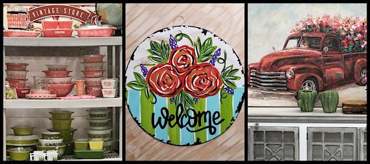 April 9-11 Conway Bella Rustina image