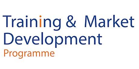 Training & Market Development: Measuring Outcomes tickets