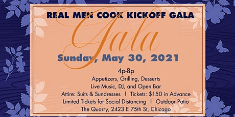 32nd Annual Real Men Cook Kickoff Gala: Suits & Sundresses tickets