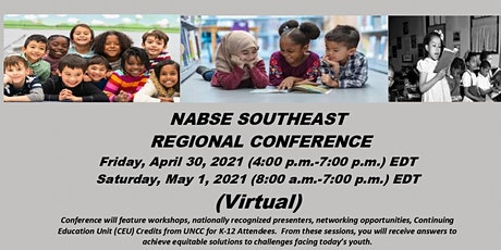 2021 NABSE Southeast Regional Conference tickets