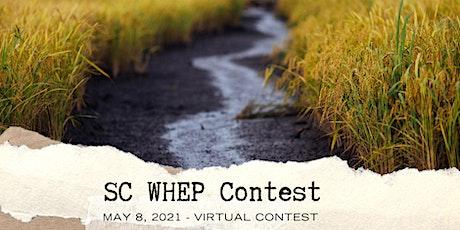 2021 South Carolina Virtual WHEP Contest tickets