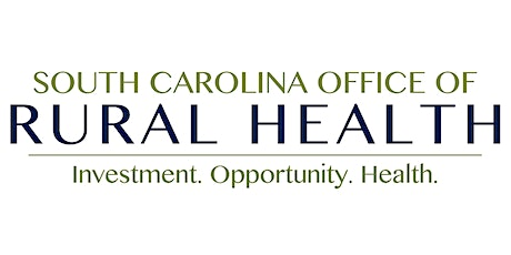 Attendee Registration: SC's 24th Annual Rural Health Conference tickets